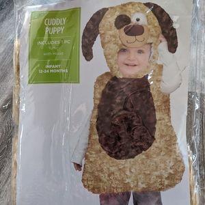 Cuddly Puppy Costume